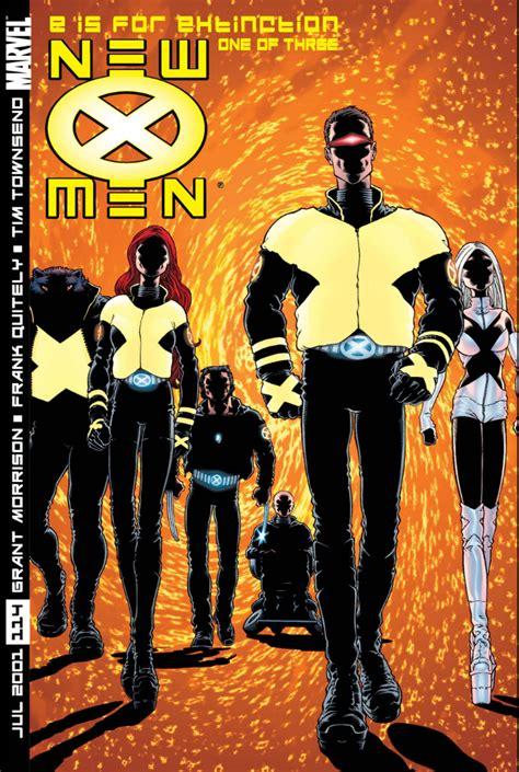 New Xmen Vol 1  Marvel Database  Fandom Powered By Wikia