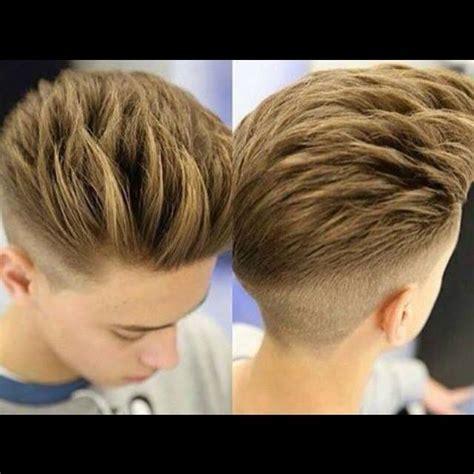 Men's Hair: The Taper
