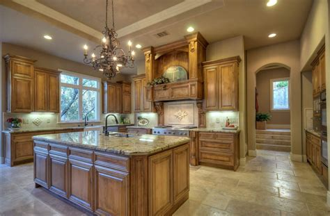 kitchens with travertine floors travertine backsplash ideas for nostalgic kitchen designs 6653