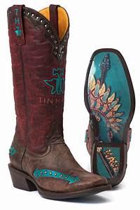 tin haul arrowpoint cowboy boots
