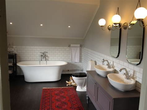 Bathroom And Lighting by Creating A Vintage Bathroom Lighting Design Certified