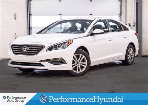 Used 2015 Hyundai Sonata For Sale In St. Catharines