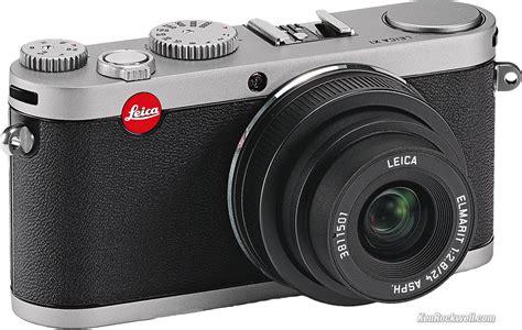 Kamera Leica X1 leica x1 canon powershot a470