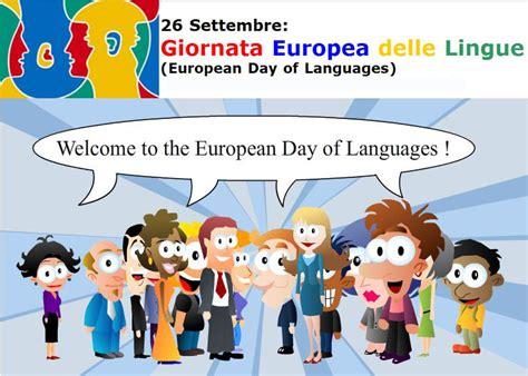 Oggi si celebra la Giornata Europea delle Lingue