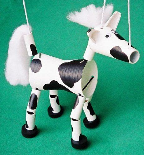 diy puppets childrens toys   recycled