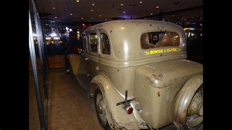 Bonnie & Clyde Death Car 1934 Ford 730 Primm Nevada I15