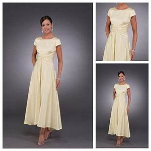 mother of the groom dress tea length casual sleeve With afternoon wedding dresses