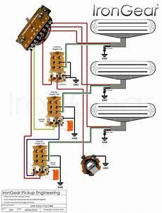 Parallel Wiring Diagram Hot Rail