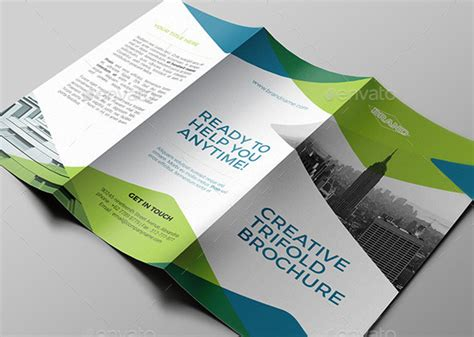 Creative Brochure Templates Free by Creative Brochure Templates Csoforum Info
