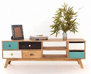 Meuble Tv Scandinave But : meuble tv design meubles bas accueil design et mobilier ~ Teatrodelosmanantiales.com Idées de Décoration
