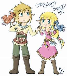 Link X Zelda Skyward Sword Fanfiction | www.pixshark.com ...