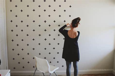 Diy Washi Tape Wall Decals  Emily Loeffelman