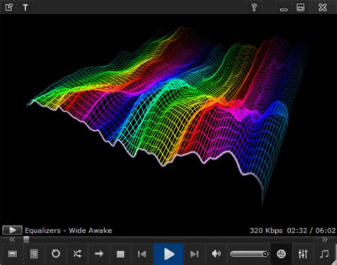 Xthree Windows Media Player Skin - Download Free with ...
