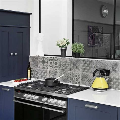 petit plan de travail cuisine painted kitchens ideal home