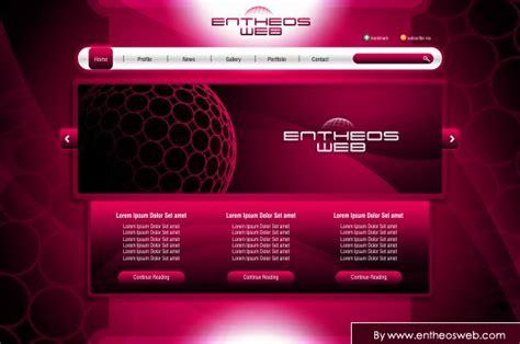 simple web layout design  corel draw