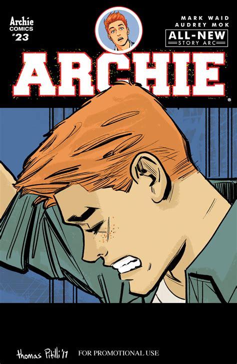sneak peek   archie comics solicitations  august  archie comics
