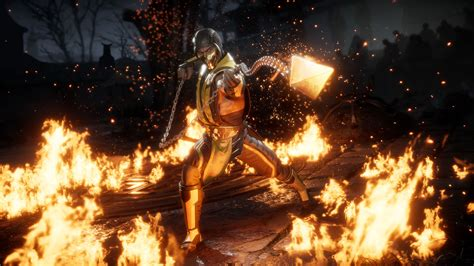 Mortal Kombat 11 Release Date Revealed With A Very Brutal