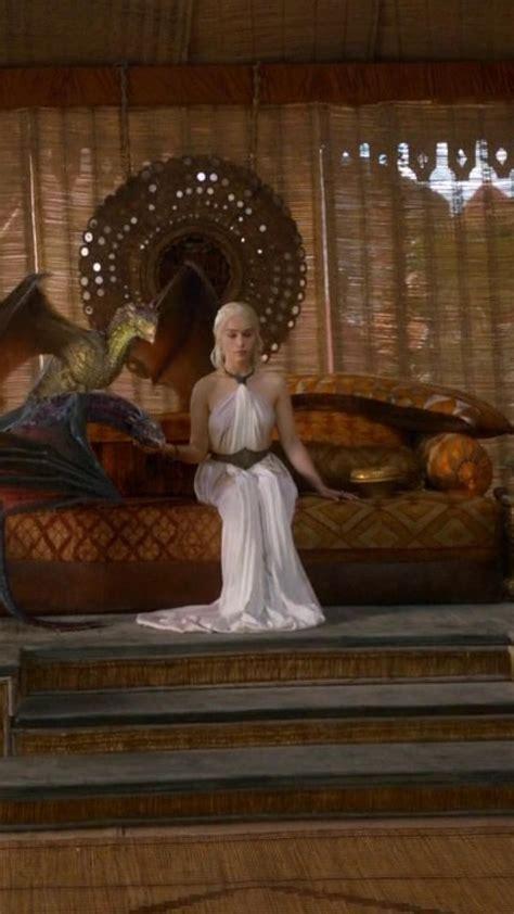 dragons game  thrones daenerys targaryen dracarys