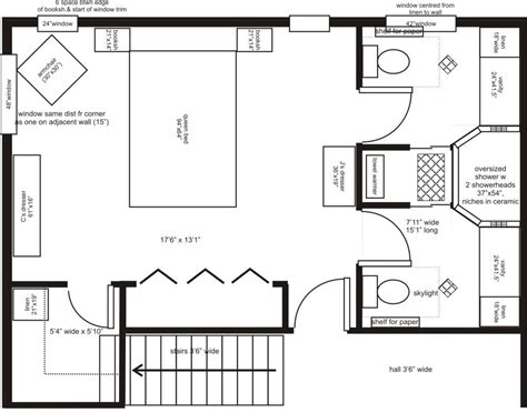 His And Bathroom Floor Plans by Master Bedroom Addition Floor Plans His Ensuite