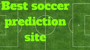use the best soccer prediction to win