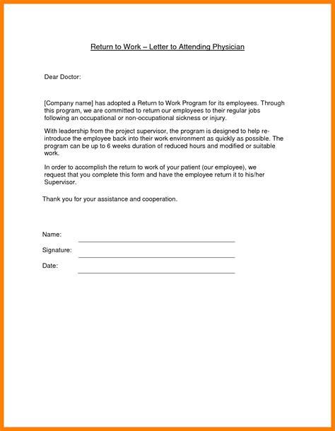 return  work form doctor good resume format