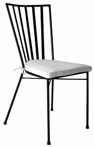 Fauteuil Fer Forgé : fauteuil fer forg mack ~ Melissatoandfro.com Idées de Décoration