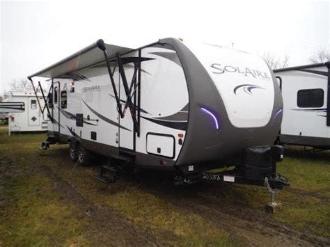 solaire rlss luxury ultra lite travel trailer