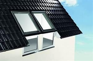 Roto Dachfenster Klemmt : roto dachfenster kombination mit fassadenanschlussfenstern ~ A.2002-acura-tl-radio.info Haus und Dekorationen