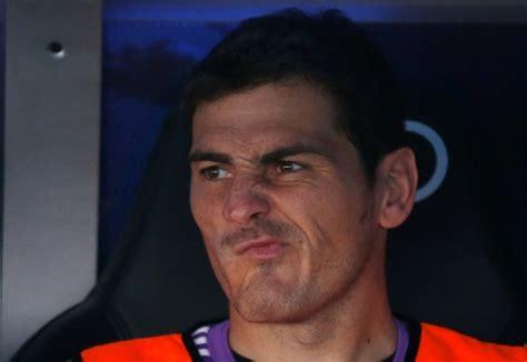 Reuter Len Casillas Se Desahoga En El Calentamiento Quot Estoy Hasta Los