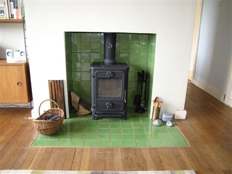 wood burner  fourwalls