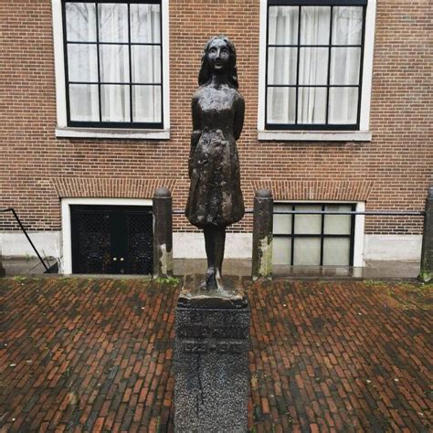 Annefrankhaus In Amsterdam