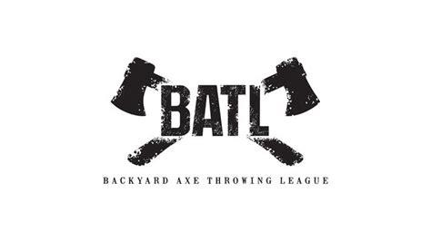 The Backyard Axe Throwing League