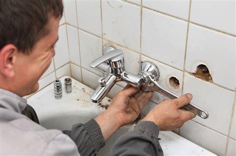 Mischbatterie In Der Badewannen Wechseln » Anleitung