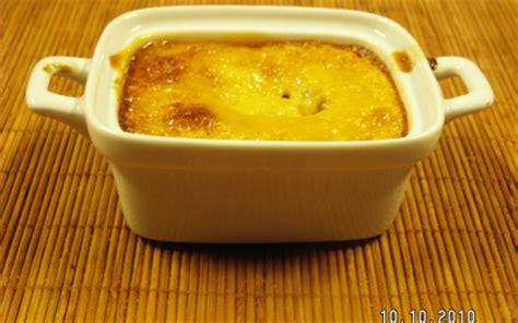 dessert en mini cocotte recette g 226 teau de riz 224 l amaretto en mini cocotte 750g