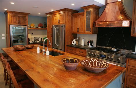 kitchens with pine cabinets bruce county custom cabinets copper pine custom 6642