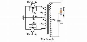 68 Pulsed Power Supply Circuit Schematic Diagram  Push
