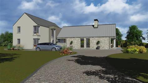 irish house plans type mod exterior youtube