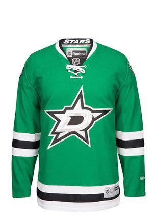 Dallas Stars Mens Green Center Ice Premire Jersey | Reebok ...