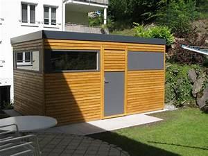 Gartenhaus Holz Modern : gartenh user von wachter holz fensterbau wintergarten ~ Whattoseeinmadrid.com Haus und Dekorationen