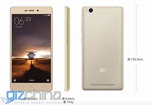Redmi 3s To Come With Octa