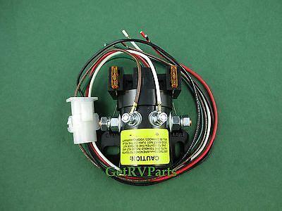 kib lr9806wb rv motorhome battery disconnect relay solenoid ebay