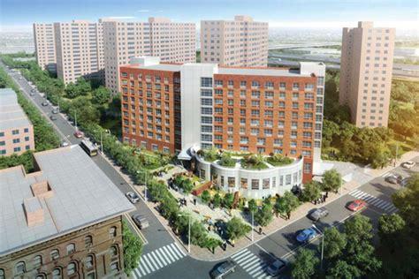 Nycha Plans South Bronx Senior Housing Mill Brook