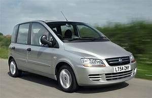 Fiat Multipla Estate Review  2000