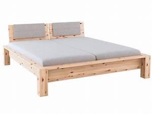 Zirbenholzbett QuotGloriaquot Ein Zirbenbett In LaModula