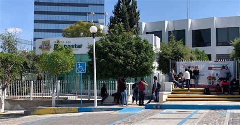 Roban computadoras del Banco del Bienestar en Querétaro