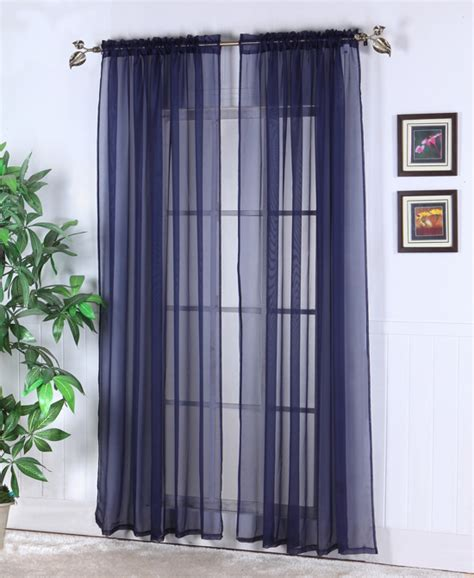 navy sheer curtains walmart sheer abby curtain colors