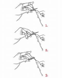 Basic Knitting Step By Step With Pictures