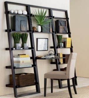 crate and barrel leaning bookshelf desk it s designed inspiration for creatives bookshelves