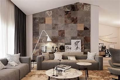 Interior Wall Texture Designs Living Textures Decorating