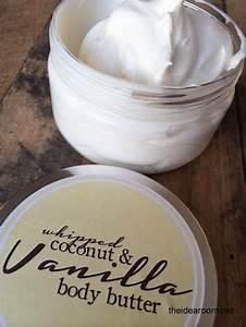 Diy whipped body butter recipe diy gift ideas pinterest for Body butter labels